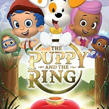 Bubble Guppies: The Puppy & The Ring