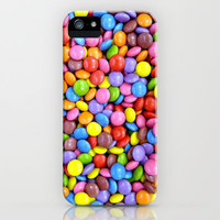 Colorful Candy iPhone & iPod Case by TilenHrovatic
