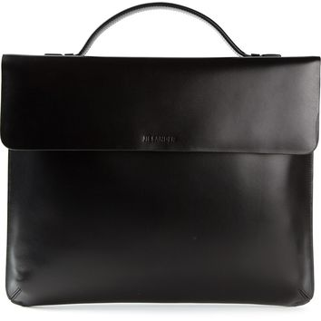 Jil Sander Slim Briefcase