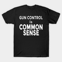 Gun Control is Common Sense by scarebaby