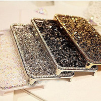 rhinestone iphone 5s case Bling iphone 4 case custom iphone 5 case iPhone 5 case iPhone 4 case bling Samsung galaxy s3 case samsung s4
