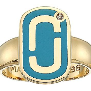 Marc Jacobs Icon Enamel Ring