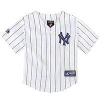 New York Yankees Infant Home Jersey - MLB.com Shop