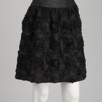 Black Penelope Skirt