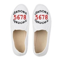 dancer 5678 Canvas Shoes