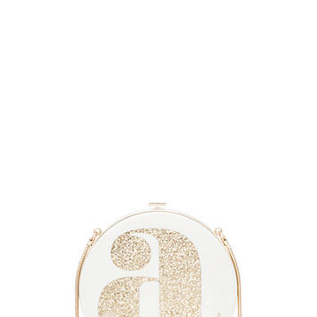 Kate Spade New York Evening Belles Initial Clutch - Multiple Letters