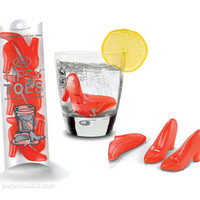 TIPSY TOES HIGH HEEL ICE CUBES