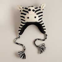 Zebra Hat | World Market