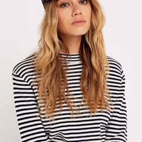 Adidas Xilo Floresta Trucker Cap in Black - Urban Outfitters