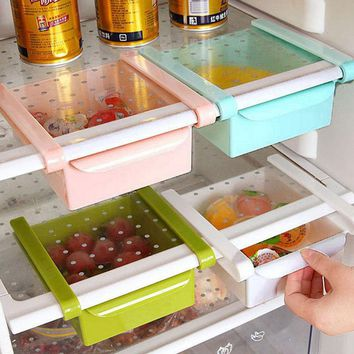 Fridge Slide Storage Organizer