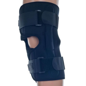 Remedy  Premium Wrap Around Hinged Knee Brace - X Large