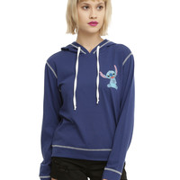 Disney Lilo & Stitch Sitting Girls Hoodie