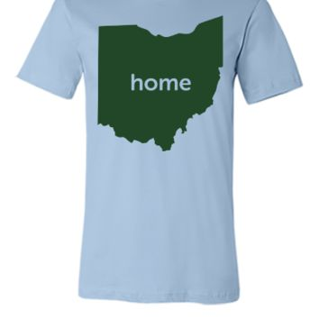 OHIO HOME STATE - Unisex T-shirt