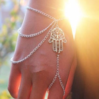 Hamsa Hippie Jewel 3 Piece Set