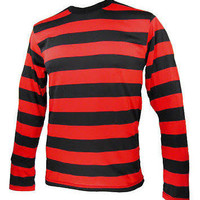 red and black striped shirt - Google Search