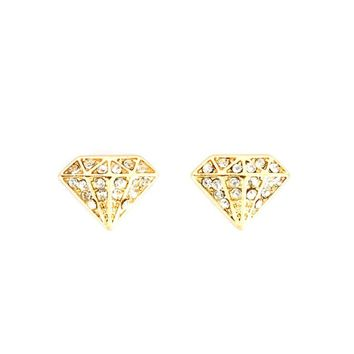 Diamonds in the Sky Crystal Stud Earrings
