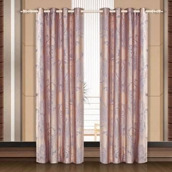 Window Curtains & Drapes Panel, Pandora