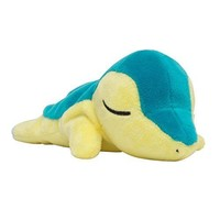 Pokemon Center Original Kuttari Stuffed Toy Cyndaquil Ver 1114