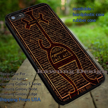 Movie Harry Potter Magic Book Lesson  iPhone 6s 6 6s+ 5c 5s Cases Samsung Galaxy s5 s6 Edge+ NOTE 5 4 3 #movie #HarryPotter dt