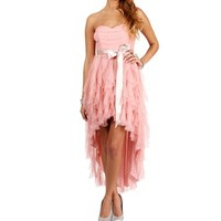 Annette- Guava Prom Dress