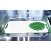 Walmart: In Kitchen Foldable Cutting Board with Collapsible Colander