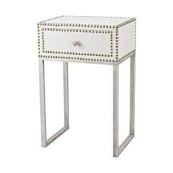 3183-015 Albiera 1 Drawer Accent Table - Free Shipping!