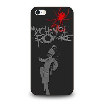my chemical romance black parade 2 iphone se case cover  number 1