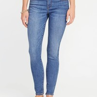 Mid-Rise Rockstar Jeans for Women |old-navy