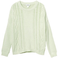 Monki Pam knitted top