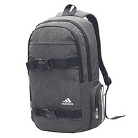 Adidas Women Men Fashion Leather Shoulder Bag Handbag Backpack