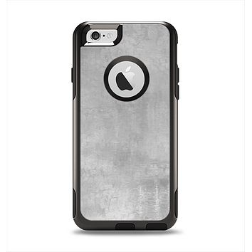 The Wrinkled Silver Surface Apple iPhone 6 Otterbox Commuter Case Skin Set