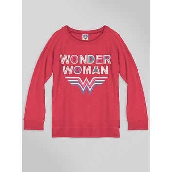 Wonder Woman Girls Tee