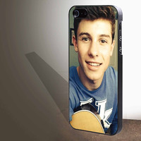 "Shawn Mendes man man  for iphone 4/4s/5/5s/5c/6/6+, Samsung S3/S4/S5/S6, iPad 2/3/4/Air/Mini, iPod 4/5, Samsung Note 3/4 Case ""005"""