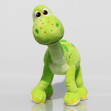 The Good Dinosaur Spot Dinosaur Arlo Plush Toy Stuffed Dolls Soft 20cm Height And 30cm Long