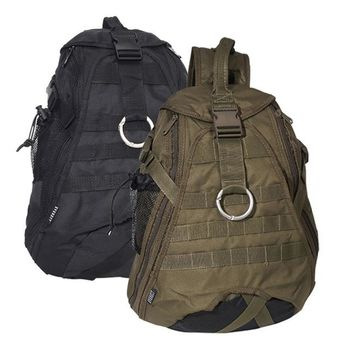 Multi-compartment Hydration Sling Backpack
