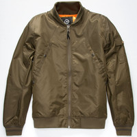 Lrg Cobra Kind Mens Jacket Olive  In Sizes