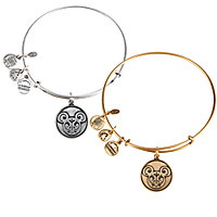 Mickey Mouse Filigree Bangle by Alex and Ani