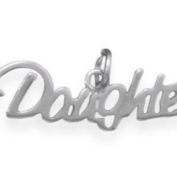 Daughter Charm