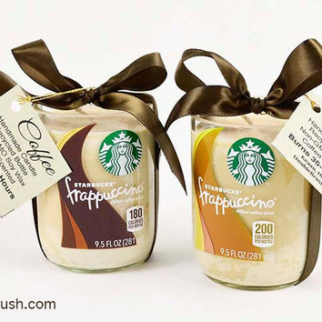 2 Small Frappuccino Starbucks Candles Shipping Included US