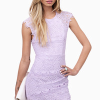 Time To Time Lace Dress $54