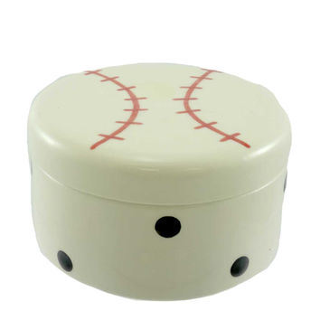Sports BASEBALL TRINKET BOX Ceramic MLB Ceramic Homerun 528BASE