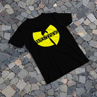 "THE SAMPLE size of the print image on the T-Shirt 12""x12"" Wu-Tang Clan"