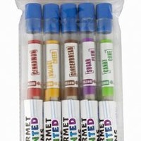 International Arrivals Holiday Smens Gourmet Scented Pens, Set of 5 (140-45)