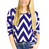 Indigo-girl Top