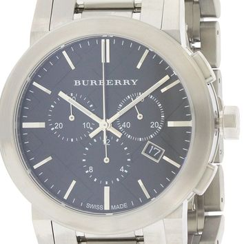Burberry The City Chrono Mens Watch BU9351