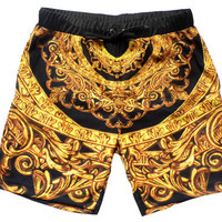 Medallion Shorts