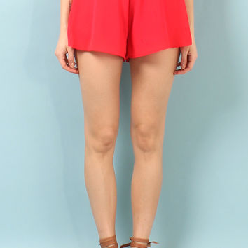 Decker Red Hot Shorts