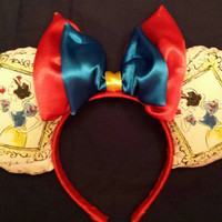 Elegant Princess Mouse Ears