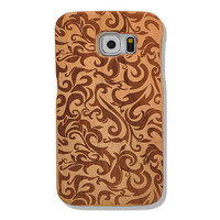 Handcrafted Wood Wooden Hard Case Cover Shell Samsung Galaxy S6 Wood Case, Huawei Mate7 Wood Case