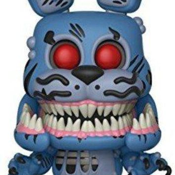 Funko Pop Books: Five Nights At Freddy's-Twisted Bonnie Collectible Figure, Multicolor